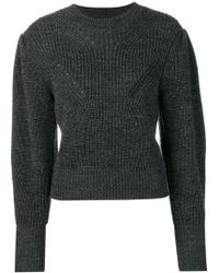 Isabel Marant - Loose Fitted Jumper - Lyst