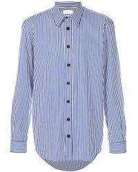 JOSEPH - Striped Shirt - Lyst