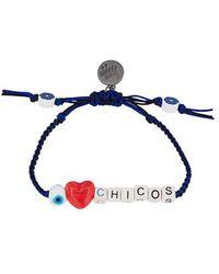 Venessa Arizaga - 'i Love Chicos' Bracelet - Lyst