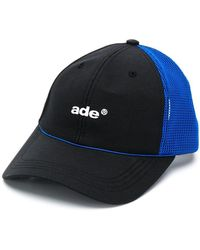 65531d5e6a1 Lyst - ADER error Embroidered Logo Bucket Hat in Black