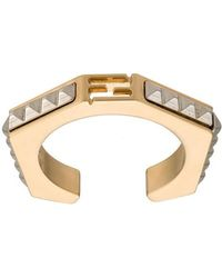 Fendi - Baguette Ring - Lyst