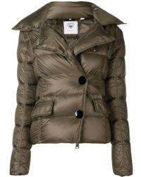 Rossignol - Snap Fastening Padded Jacket - Lyst