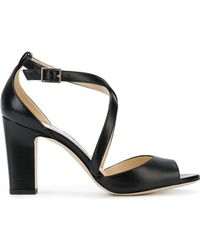 Jimmy Choo - Carrie 85 Sandals - Lyst