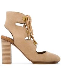 See By Chloé - Edna Court Shoes - Lyst