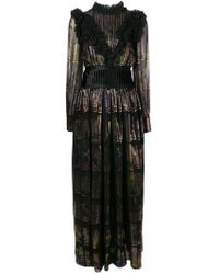 Genny - Victorian Flared Dress - Lyst