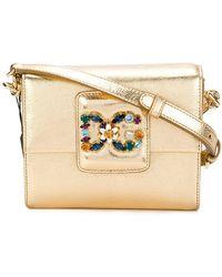 Dolce & Gabbana - Small Dg Millennials Crossbody Bag - Lyst