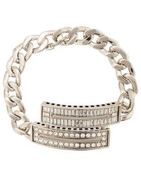 Maison Margiela - Armband aus Silber - Lyst