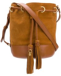 See By Chloé | Tasseled Bucket Bag | Lyst