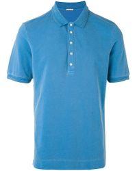 Massimo Alba - Short Sleeve Tennis Shirt - Lyst