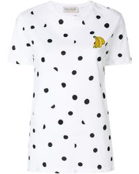 Être Cécile - Polka-dot Banana T-shirt - Lyst