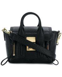 3.1 Phillip Lim - Zip-detail Medium Crossbody Bag - Lyst