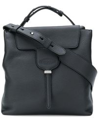 Tod's - 'Thea' Schultertasche - Lyst