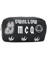 McQ - Printed Wash Bag - Lyst