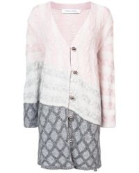 Prabal Gurung - Panelled Cardi-coat - Lyst
