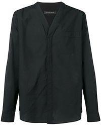 Christian Pellizzari - Long-sleeve Kimono Shirt - Lyst