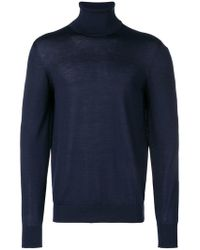Mauro Grifoni - Perfectly Fitted Jumper - Lyst