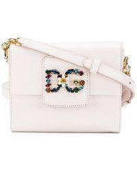 Dolce & Gabbana - Mini Dg Millennials Shoulder Bag - Lyst