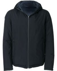 Herno | Hooded Jacket | Lyst