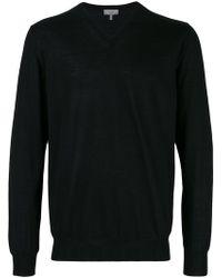 Lanvin - V-neck Pullover - Lyst
