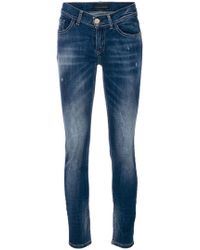 Frankie Morello - Skinny Jeans - Lyst