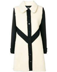 A.P.C. - Women's Ollie Coat - Lyst