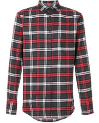 DSquared² - Classic Checked Shirt - Lyst