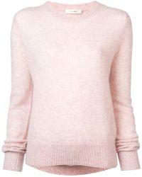 The Row - Crew Neck Sweater - Lyst