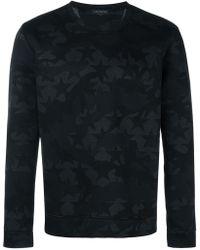 Valentino - 'rockstud Camustars' Sweatshirt - Lyst