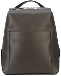 Valextra - Structured Backpack - Lyst