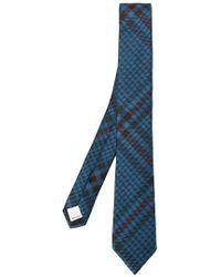 Valentino | Cravatta Di Plaid Classica | Lyst