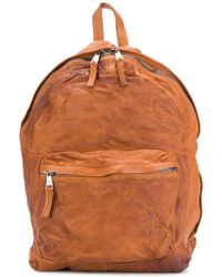 Giorgio Brato - Crinkled Backpack - Lyst