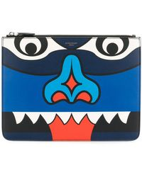 Givenchy - Large Totem Print Pouch - Lyst