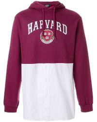 Andrea Crews - Hilary Printed Sweatshirt - Lyst