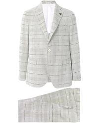Gabriele Pasini - Classic Single-breasted Suit - Lyst