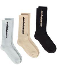 Yeezy - Calabasas Socks Set - Lyst