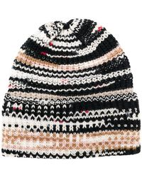 Missoni - Knitted Hat - Lyst