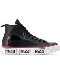 McQ - Klassische High-Top-Sneakers - Lyst