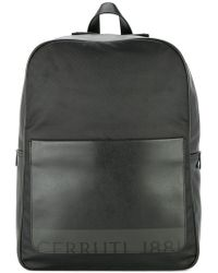 Cerruti 1881 - Front Pocket Backpack - Lyst
