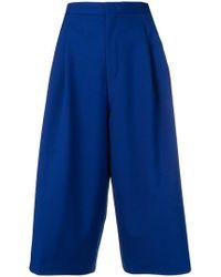 Etudes Studio - Alto Cropped Trousers - Lyst