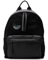 Chiara Ferragni - Logo Backpack - Lyst