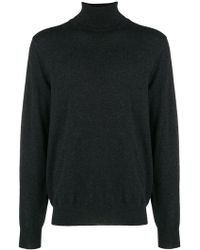 Maison Margiela - Elbow Patch Knitted Jumper - Lyst