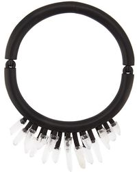 Monies - Mountain Crystal Necklace - Lyst