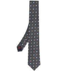 Tagliatore - Printed Tie - Lyst
