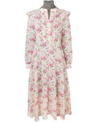 Junya Watanabe - Kleid mit Rollkragen - Lyst