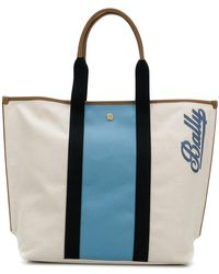 Bally - Medium Tote Bag - Lyst
