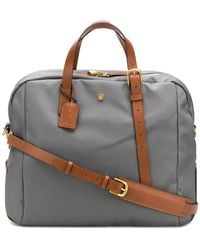 Mismo - Contrast Handles Holdall - Lyst