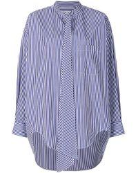 Balenciaga - New Swing Shirt - Lyst