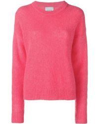 Laneus - Dropped Shoulder Jumper - Lyst