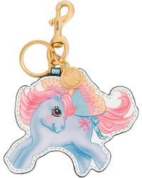 Moschino - My Little Pony Keyring - Lyst