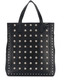Balmain - Studded Tote Bag - Lyst